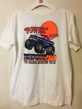 1990s Big Foot The Original  Monster Truck Vintage T- Shirt Size L
