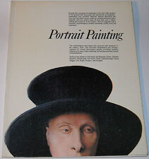Portrait Painting by Malcolm Warner (1979, Paperback)