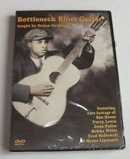 BOTTLENECK BLUES GUITAR STEFAN GROSSMAN DVD NEW & SEALED SON HOUSE BUKKA WHITE