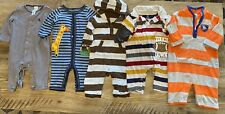 Baby Gap/Babies R Us/ Old Navy /Cartes 0-3 Months Baby Boy One Piece Outfits