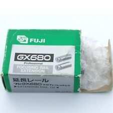 Extensiones de carril de Enfoque Fuji GX680 40mm, Excelente Condición + (19499)