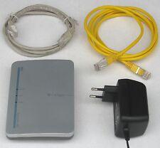 Telekom Speedport 200 ? DSL-Modem, ADSL 2+,DSL 16000,T-Home, mit allen Kabeln