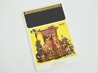 PC-Engine Hu KATOCHAN KENCHAN J.J. & Jeff Card only PCE Grafx Japan Game pe