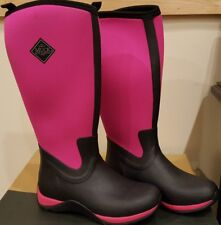 MUCK BOOTS HOT PINK ARTIC ADVENTURE  All Purpose Winter Boots Women's Size 6