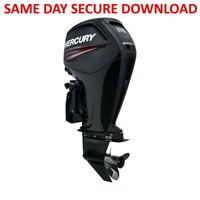 1987-1993 Mercury Outboard Motor Service Manual 70 75 80 90 100 115 -FAST ACCESS