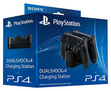 Sony PS4 Charging DualShock 4 Ladestation, Nero