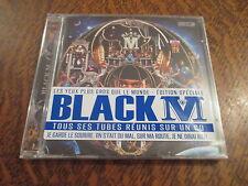 cd album black m les yeux plus gros que le monde
