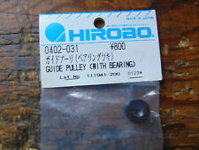HIROBO SHUTTLE TAIL ROTOR GUIDE PULLEY 0402-031 BNIB