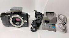 [Excellent++] Olympus PEN Lite E-PL5 16.1MP Digital Camera Black Body from Japan