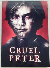 CRUEL PETER - DVD - with sleeve / slipcover