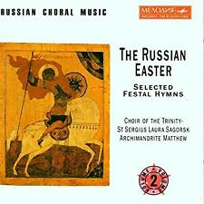 Russian Easter, Matthew & Choir of the Trinity, Used; Good CD