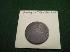 "1783 Georgivs Triumpho Token Voce Popoli ""Voice Of The People"" Colonial Us Coin"