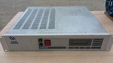 """p.t.f electronica  se35A048VR 35A 48Vdc Rack 19"""" 2HE"""