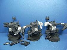 3 Killabots der Space Orks METALL