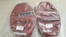 Lot of 2 - Gopher Sport Performer Rubber Basketball - Size 7 - 61-142