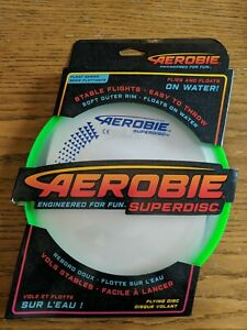 Aerobie Superdisc Float Series