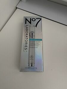 No7 Laboratories Line Correcting Booster Serum 15ml (new And Sealed)