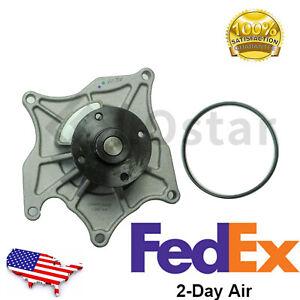 Brand New Engine Water Pump Fits Cadillac XLR SRX STS AW6239 Airtex 12595614