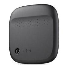 Seagate STDC500205 Wireless USB 2.0 Portable HDD 500GB WiFi Hard Drive Black