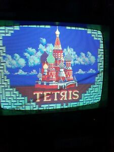 Arcade pcb boards Bootleg tetris, Sunset Riders and cabal have graphics issues