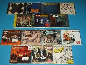 BAP & Wolfgang Niedecken: CD Sammlung, Collection - 14 CD's