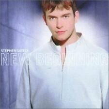 Stephen Gately : New Beginning CD