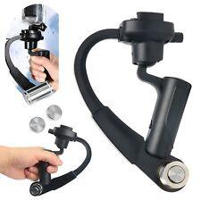 DSLR Camera W/GoPro Grip Handle Gimbal Video Stabilizer Inertia Gyro Stabilizer