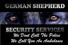"German Shepherd Funny Refrigerator magnet 2 1/2""x 3 1/2"""