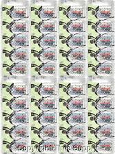 Maxell 315 SR716SW D315 V315 V530 GP315 SR67 Battery 0% MERCURY (40PC )