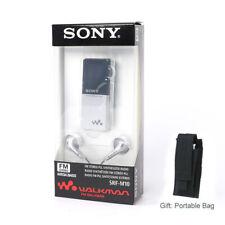 Sony SRF-M10 FM Compact Radio Walkman Analogue Battery Operated Silver