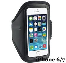 for iPhone 6 /6S / 7 -  Adjustable Running SPORT GYM Workout Armbands Pouch Case