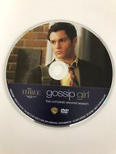 Gossip Girl - Season 2 - Disc 3 - DVD Disc Only - Replacement Disc