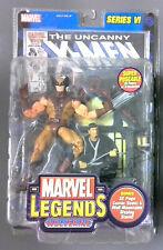 Marvel Legends Series VI WOLVERINE - Toy Biz 2004 - New in Package