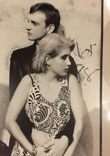 Reproduction Mark & Brix Smith Poster, The Fall, Indie, Manchester