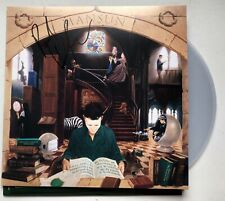 MANSUN - SIX SIGNED DOUBLE CLEAR RECORD AUTOGRAPHED
