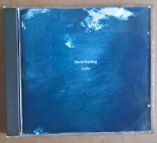 CD  David Darling - Cello