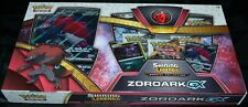 Zoroark GX Special Collection Box Shining Legends Pokemon Trading Cards Game NEW