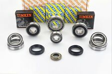 FIAT 500 PUNTO 5 SPEED C514.5 UPRATED GEARBOX BEARING & SEAL REBUILD REPAIR KIT