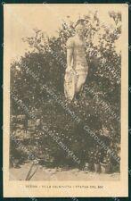 Napoli Ercolano Resina Villa Valminuta cartolina XB2782