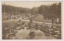 Dorset postcard - Pleasure Gardens, Bournemouth - P/U 1910