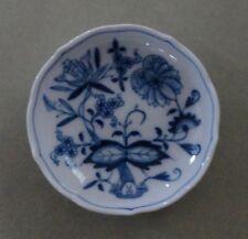 MEISSEN China CROSS SWORDS Zwiebelmuster BLUE ONION Antique Porcelain FRUIT BOWL