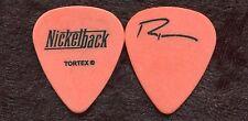 Nickelback 2003 Long Road Tour Guitar Pick! Ryan Peake custom concert stage