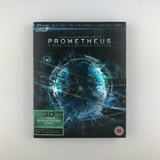 Prometheus (Collector's Edition) (3D Blu-ray, 2012) s