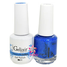 GELIXIR Soak Off Gel Polish Duo Set (Gel + Matching Lacquer) - 082