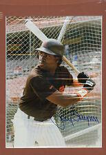 Tony Gwynn signed 8 x 10 Matted Photo  -  San Diego Padres H.O.F