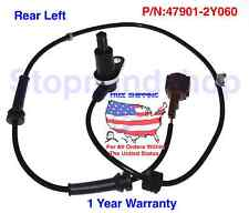 NEW ABS WHEEL SPEED SENSOR fits MAXIMA I30 I35 REAR LEFT DRIVER SIDE RL