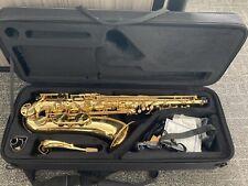 Jean Paul Tenor Saxophone TS-400 -2 Necks & Case & Yamaha 5C Mouthpiece