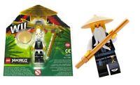 LEGO - Figurine  Maitre Wu  Ninjago - 6 pièces - 111902