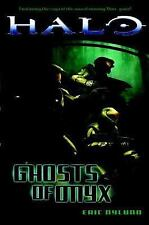 Halo: Ghosts of Onyx 4 by Eric S. Nylund (2007, Paperback)