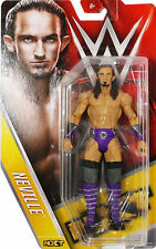 WWE Neville Mattel Basic series 61 NXT New/Boxed wwf moc Action figure